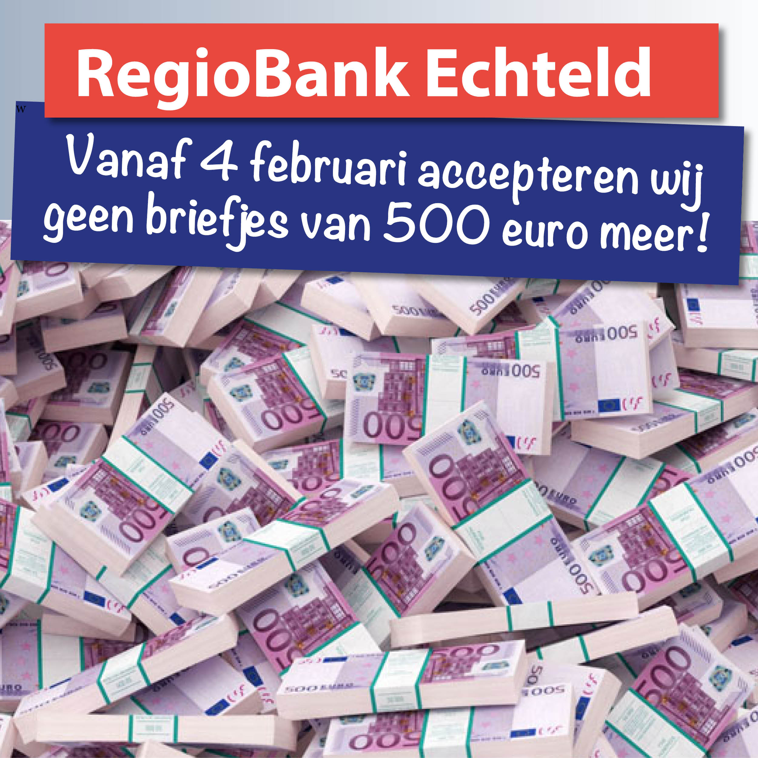 briefjes 500